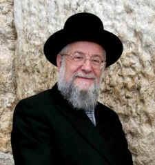 Chief Rabbi Lau